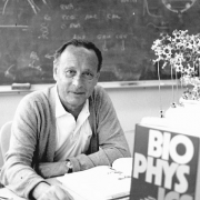 George Feher: Commemorating a life in biophysics  Feher Fest Memorial Symposium, Friday, 5 October 2018