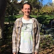 Kelson James Kaj named 2016-2017 recipient of the John Holmes Malmberg Prize