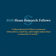 2020 Sloan Research Fellows - Alex Frano UCSD Physics
