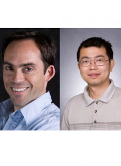 Professor Adam Burgasser and Professor Congjun Wu Promoted