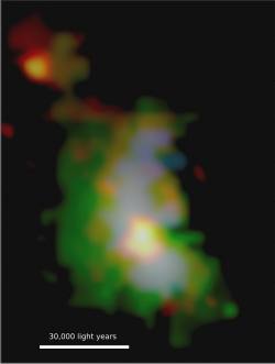 UC San Diego Researchers Shed Light on Formation of Black Holes and Galaxies