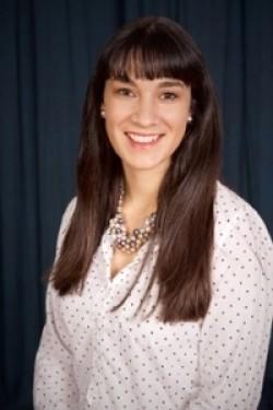 Daniella C.Bardalez Gagliuffi named 2016-17  Bouchet Graduate Honor Society Member