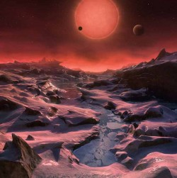 Astronomers Discover Three Potentially Habitable Earth-Sized Worlds Around A Dim Star 40 Light-years Away